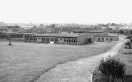 Ormskirk, Greetby Hill Primary School c1958