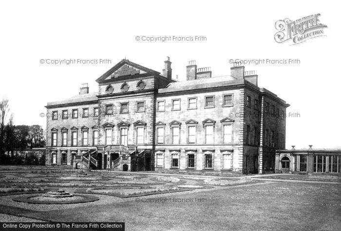 Ormskirk, Lathom Hall 1896