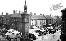 Market Place 1895, Ormskirk