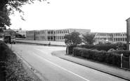 Ormskirk, St Bede's School c1955