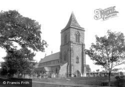 The Catholic Church 1895, Ormskirk