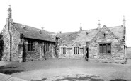 Ormskirk, the Grammar School 1895