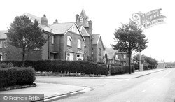 The Secondary Modern School c.1958, Ormskirk