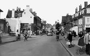 Orpington, High Street c1955