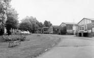 Orpington, the Wards, Orpington Hospital c1960
