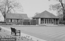 Orsett, Bowling Club Pavilion c.1960