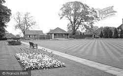 Orsett, Bowling Green c.1960