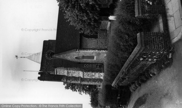 Photo of Orsett, Church Of St Giles And All Saints c.1960