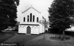 Orsett, Congregational Church c.1960