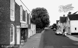 Orsett, High Street c.1960