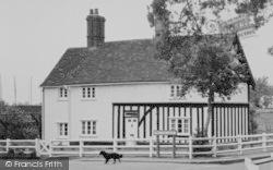 Orsett, House At Malting Lane c.1960