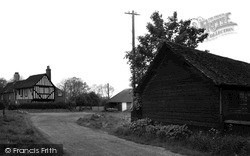 Orsett, Old Hall Farm c.1960