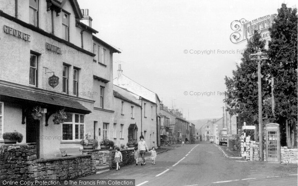 Orton, East Road c1955.  (Neg. O109001)  � Copyright The Francis Frith Collection 2008. http://www.francisfrith.com