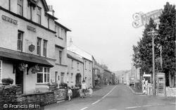 Orton, East Road c.1955