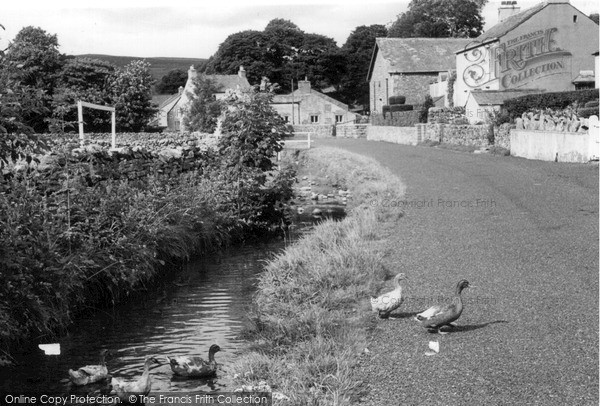 Orton, East Road c1955.  (Neg. O109002)  � Copyright The Francis Frith Collection 2008. http://www.francisfrith.com