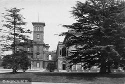 Osborne House, c.1883