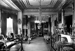 The State Apartments, The Drawing Room 1908, Osborne House