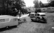 Osmington Mills, Ranch House Caravan Park c.1965