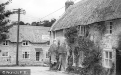 Post Office And Village Stores c.1955, Osmington