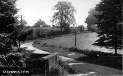 Osmotherley, Burnthouse c.1955