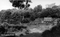 Osmotherley, Burnthouse c.1960