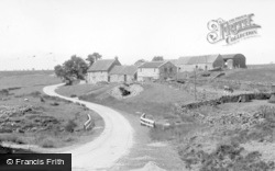 Chequers c.1955, Osmotherley