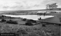 Osmotherley, Cod Beck Reservoir c.1960