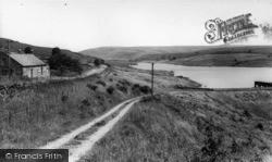 Osmotherley, Cod Beck Reservoir c.1965
