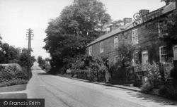 Osmotherley, Corbury c.1955