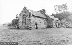 Osmotherley, Lady Chapel c.1965