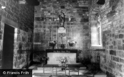 Osmotherley, Lady Chapel, Mount Grace c.1965