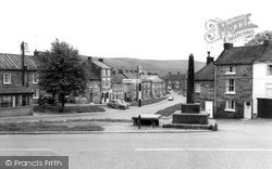 Market Cross, Looking South 1967, Osmotherley