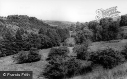Osmotherley, Middle Style Valley c.1960