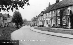 Osmotherley, North End, Looking South c.1965