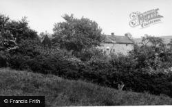 Osmotherley, Rose Cottage c.1954