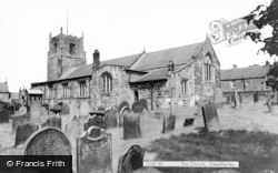 St Peter's Church c.1960, Osmotherley