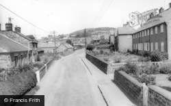 The Village, Rueberry Hill c.1960, Osmotherley