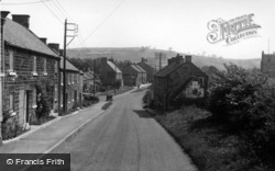 Osmotherley, West End c.1954