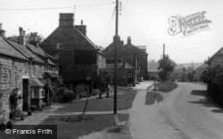 Osmotherley, West End c.1955