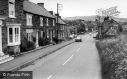 Osmotherley, West End c.1965