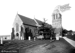 Ospringe, Church Of St Peter And St Paul 1892