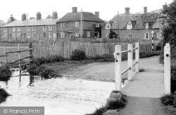 Ospringe, Mutton Lane c.1955
