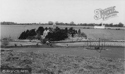 Ospringe, St Peter And St Paul's Church c.1960