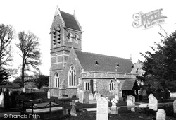 Ospringe, The Church Of St Peter And St Paul 1892