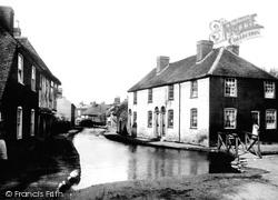 Ospringe, Water Lane 1892