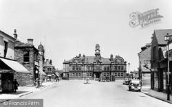 Market Place c.1955, Ossett