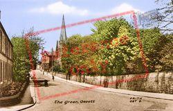 The Green c.1955, Ossett