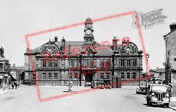 Town Hall c.1955, Ossett