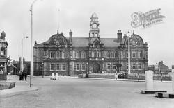 Town Hall c.1960, Ossett