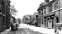 Wesley Street c.1955, Ossett